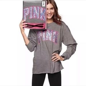 VS PINK BLING GIFT SET OUTFIT